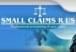 small claims processing fees and small claims mediation fees
